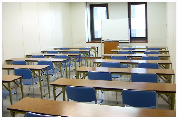 貸し会議室/Aタイプ(標準32名収容/2名掛/約41平米)